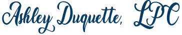Ashley Duquette Logo